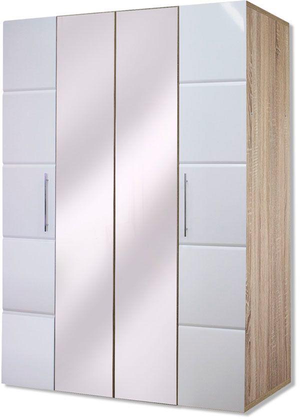 Шкаф для одежды 4-х дверный София Модель 512