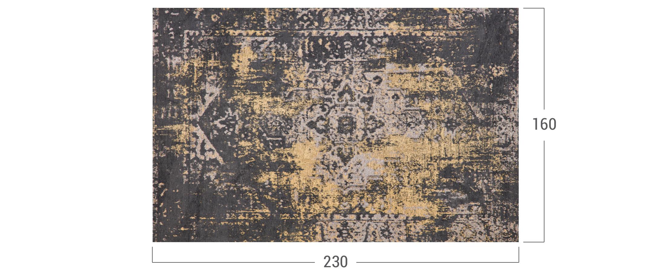 Ковёр Modena zoria gold Модель 4204