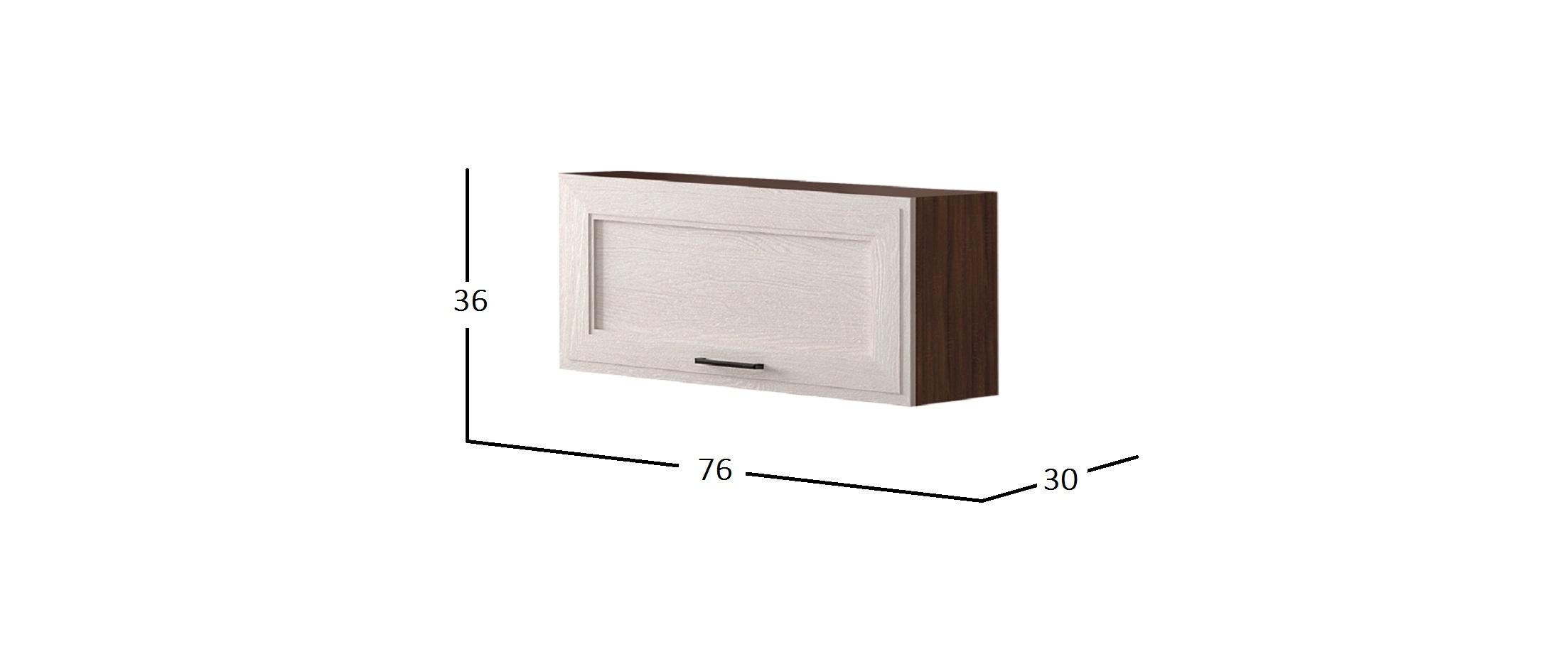 Полка навесная Стелла Модель 904